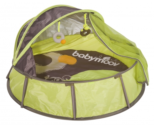 Popular Nylon Pop up Baby travel cot