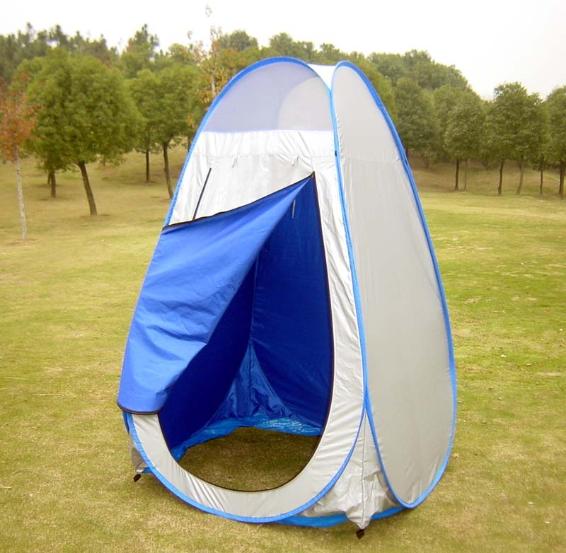 Outdoor Portable Pop Up Shower Changing Tent