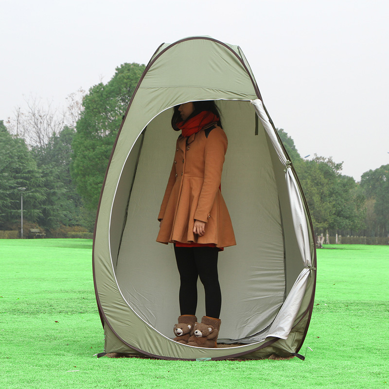 Outdoor Portable Pop Up Toilet Tent