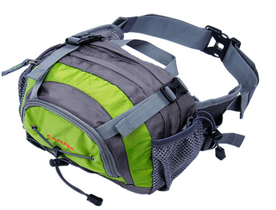 Outdoor Waterproof Nylon Sports Waist Bag
