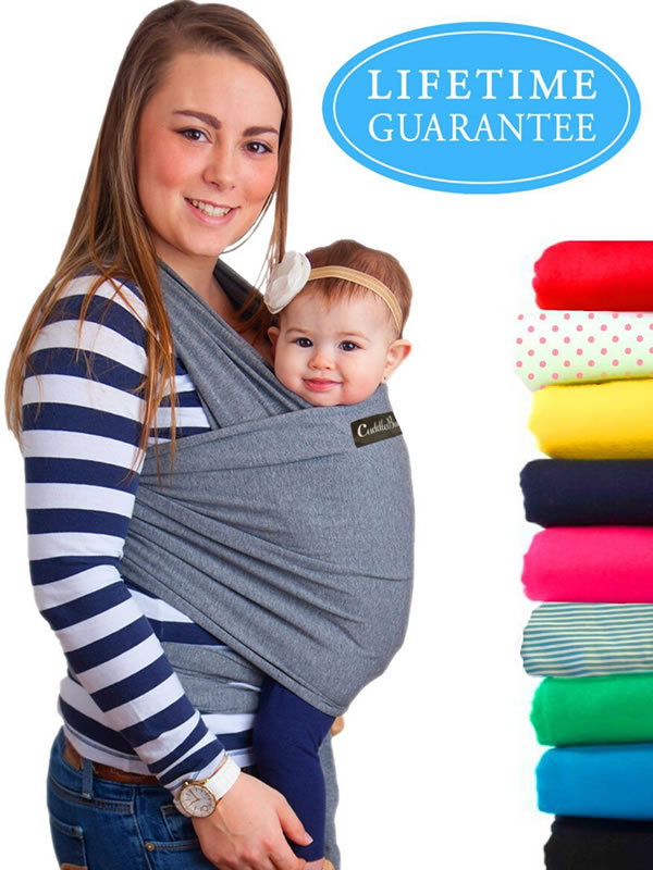 New Style Best Functional Beautiful Safe Infant Baby Wrap