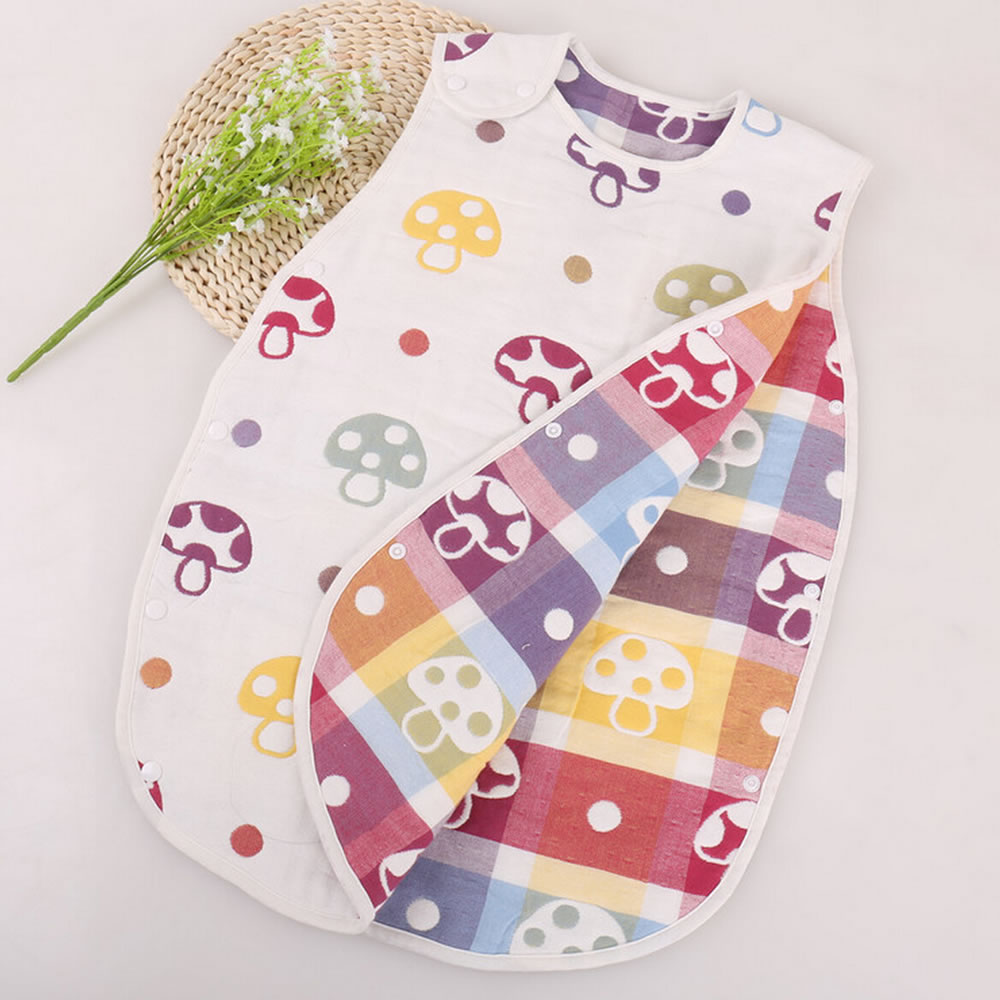 Comfortable Soft Cotton Babies Kids Sleeping Bag, Infant Sleeping Bag,